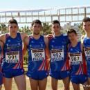 Casi un centenar de atletas del CDEA Tarancón estará en el regional de Campo a Través de Sonseca