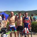 Triatlón de pareja Guadalajara – distancia olímpica sin drafting